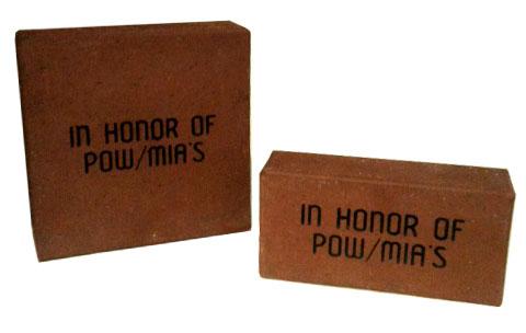 POW/MIA Museum Memorial Bricks