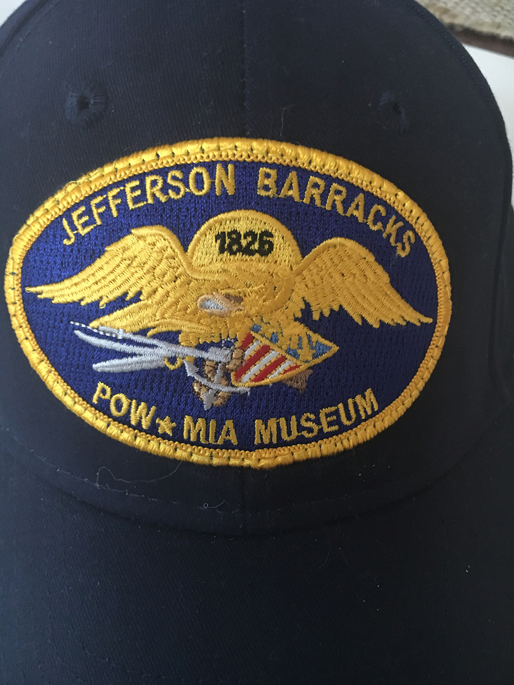 Jefferson Barracks POW-MIA Museum Hat