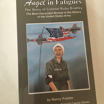 Angel in Fatigues by Nancy Polette