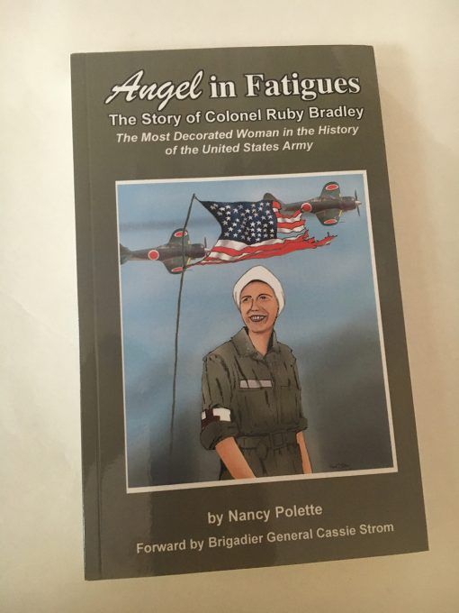 Angel in Fatigues by Nancy Polette