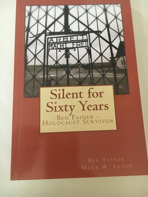 Silent for 60 Years by Ben Fainer