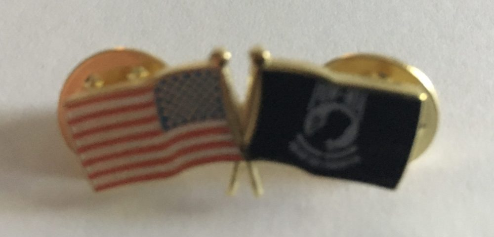American & POW-MIA Flags