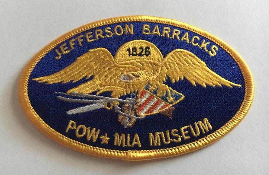 JB POW-MIA Museum Patch